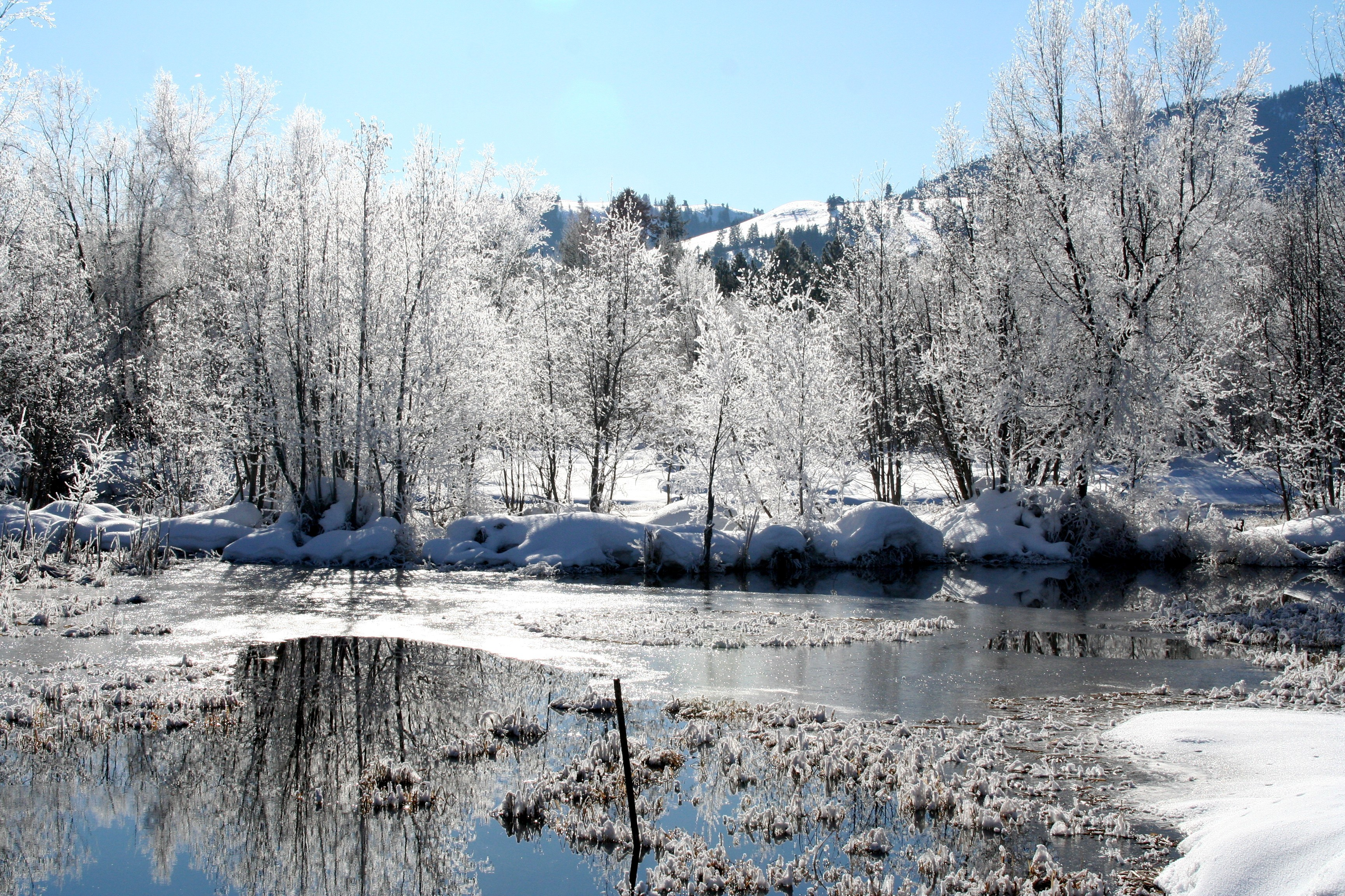 WDFW - Methow Wildlife Area - Big Valley Unit Wint