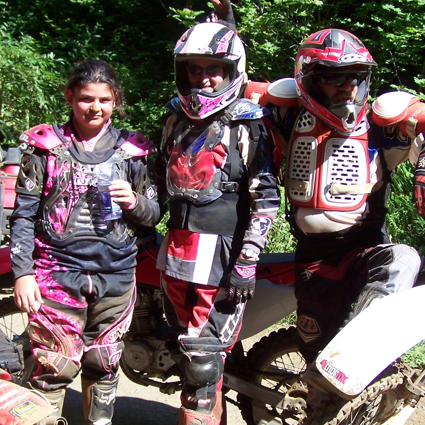 Dirtbikers - photo by DNR