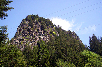 Beacon Rock - The Rock